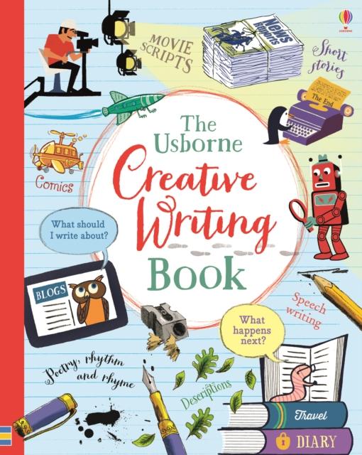 Creative Writing Book [0]