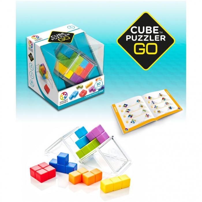 CUBE PUZZLER GO [0]