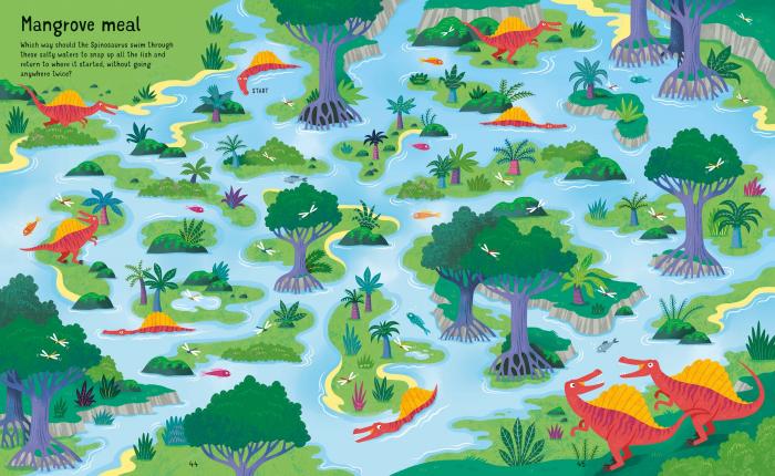 Dinosaur Mazes [1]