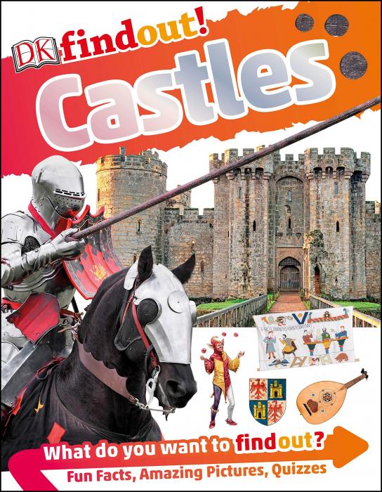 DKfindout! Castles [0]