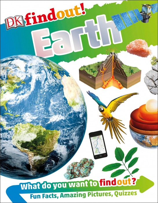 DKfindout! Earth [0]