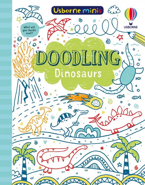 Doodling Dinosaurs Mini [0]