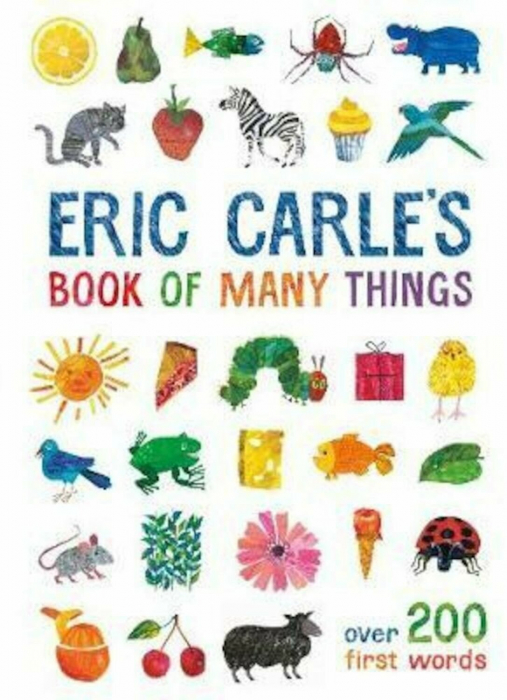 Eric Carle's Book of Many Things (The World of Eric Carle) [0]