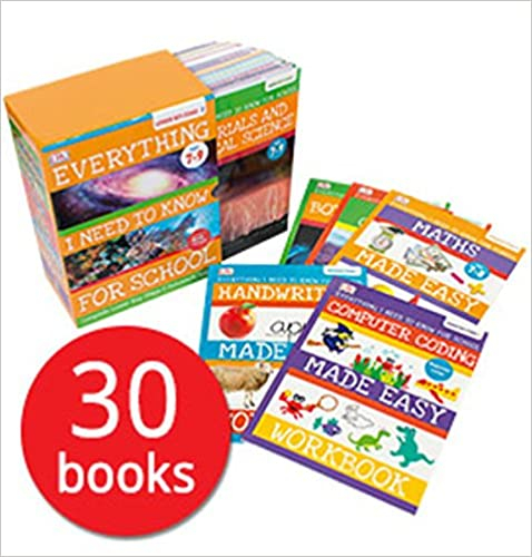 Everything I Need to Know for School: 30 Books [0]