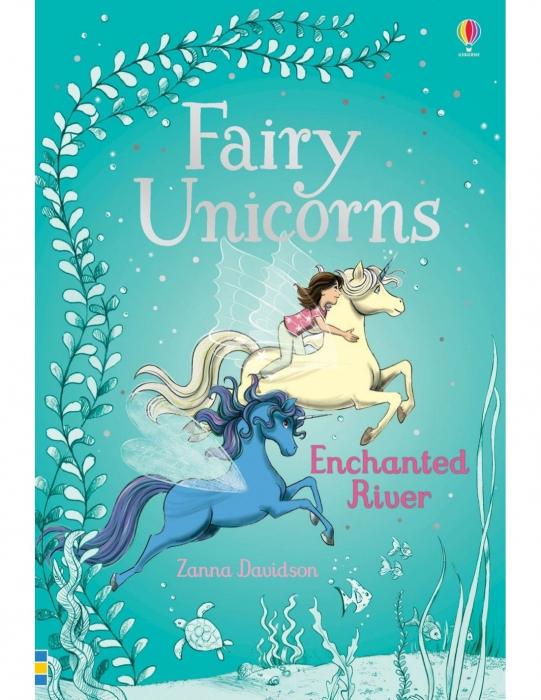 Fairy Unicorns Enchanted River [0]
