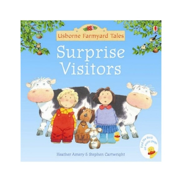 Farmyard Tales: Surprise Visitors [0]