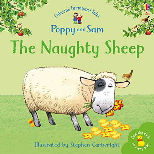 Farmyard Tales: The Naughty Sheep [0]