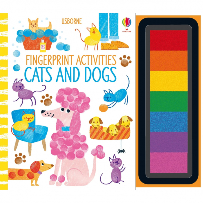 Fingerprint Activities Cats and Dogs [0]
