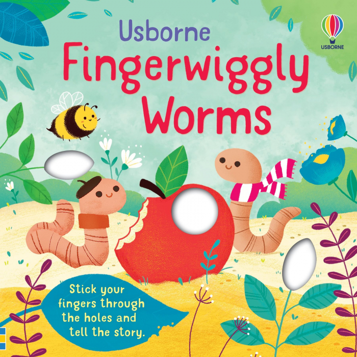 Fingerwiggly Worms [0]