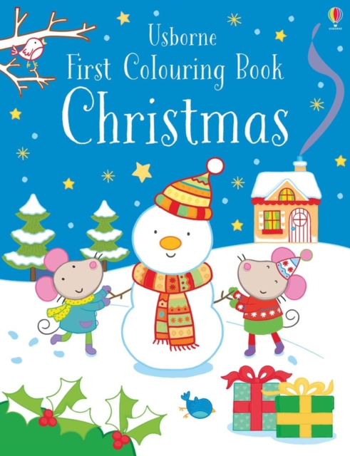 First Colouring Book Christmas [0]