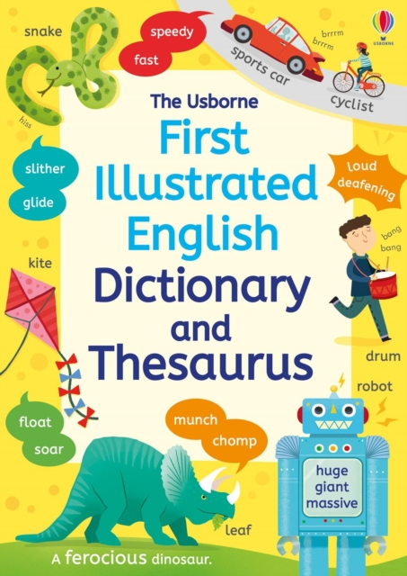 First Illustrated Dictionary and Thesaurus [0]