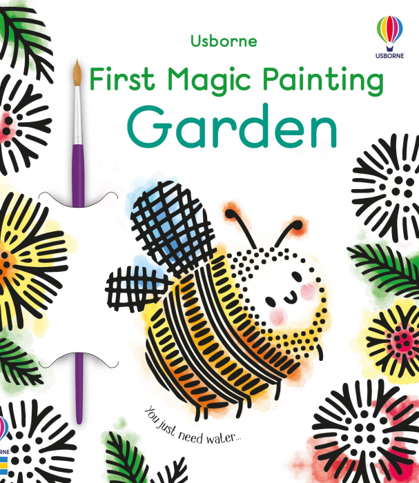 First Magic Painting Garden [0]
