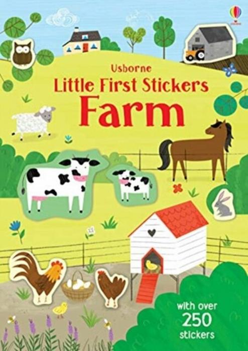 First Sticker Book Farm [0]