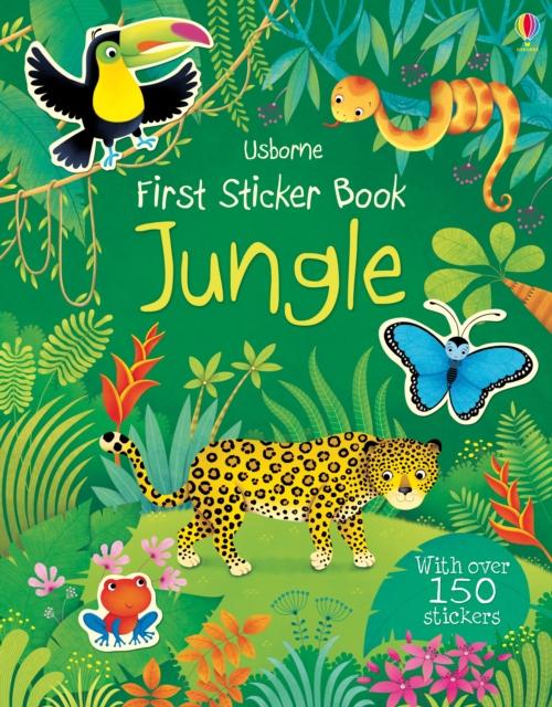 First Sticker Book Jungle [0]