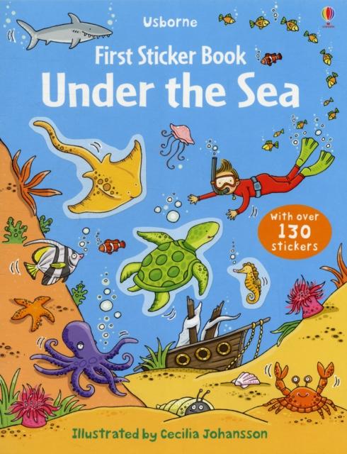 First Sticker Book Under the Sea [0]