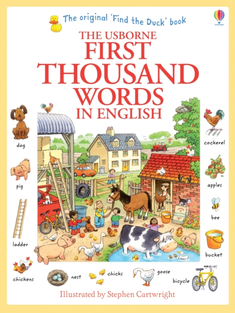 First Thousand Words in English [0]