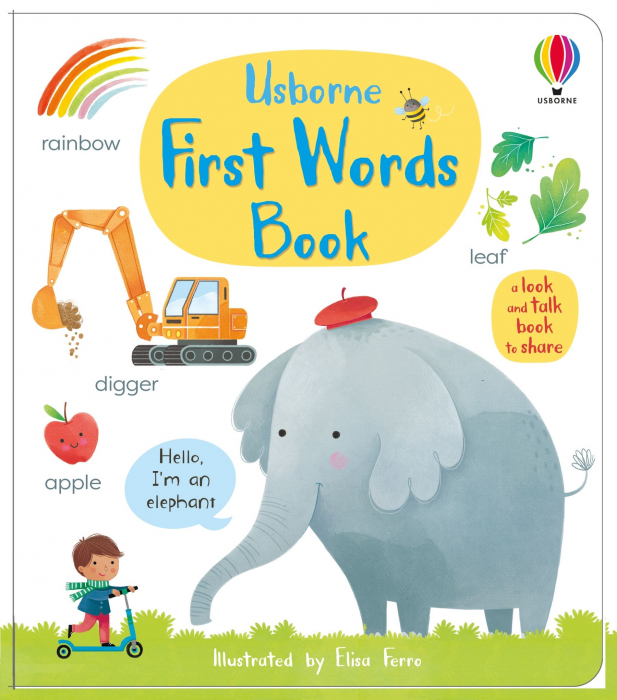 First Words Book [0]