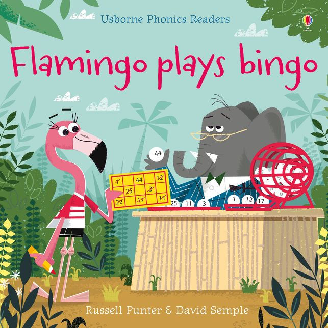 Flamingo plays Bingo [0]