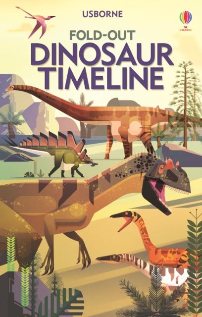 Fold-Out Dinosaur Timeline [0]