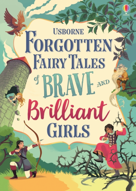 Forgotten Fairy Tales of Brave and Brilliant Girls [0]