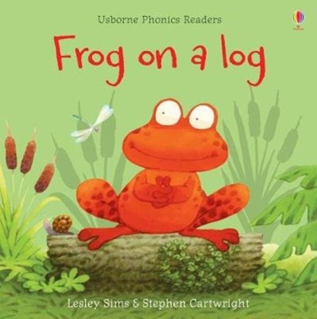 Frog on a log [0]