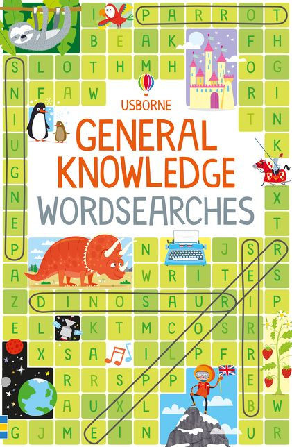 General Knowledge Wordsearches [0]