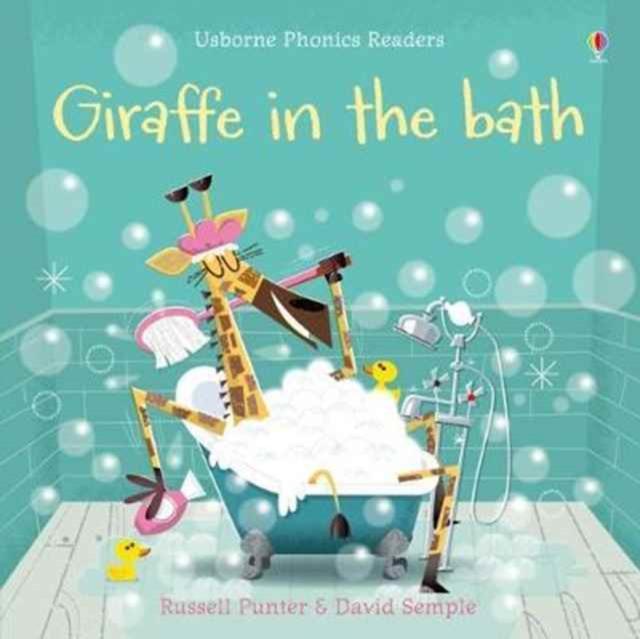 Giraffe in the Bath [0]