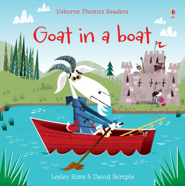Goat in a Boat [0]