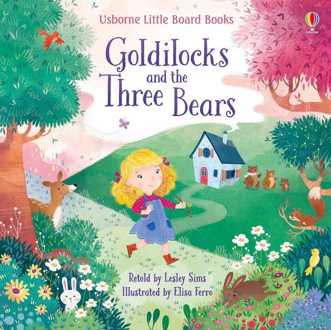Goldilocks and the Three Bears [0]