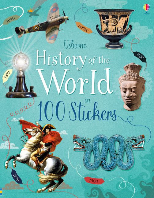 History of the World in 100 Stickers [0]