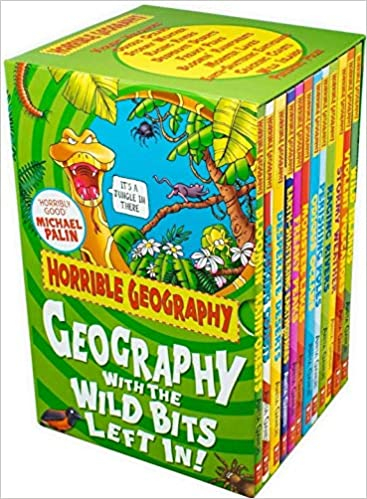 Horrible Geography Collection 12 Books Box Set [0]
