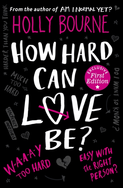 How Hard Can Love Be? [0]