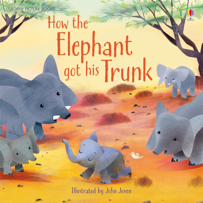 How the Elephant got his Trunk [0]