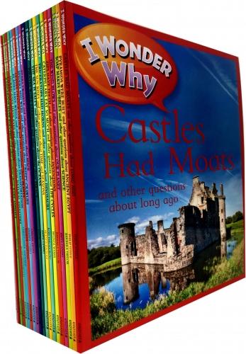 I Wonder Why - Be Amazed! 20-Book Set [0]