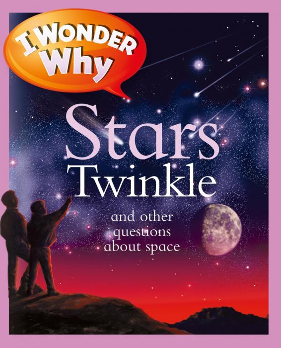 I WONDER WHY STARS TWINKLE [0]