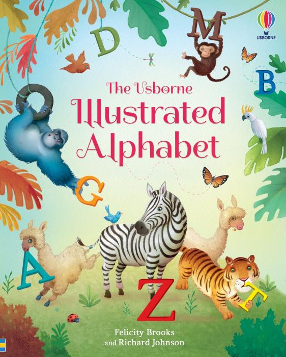 Illustrated Alphabet [0]