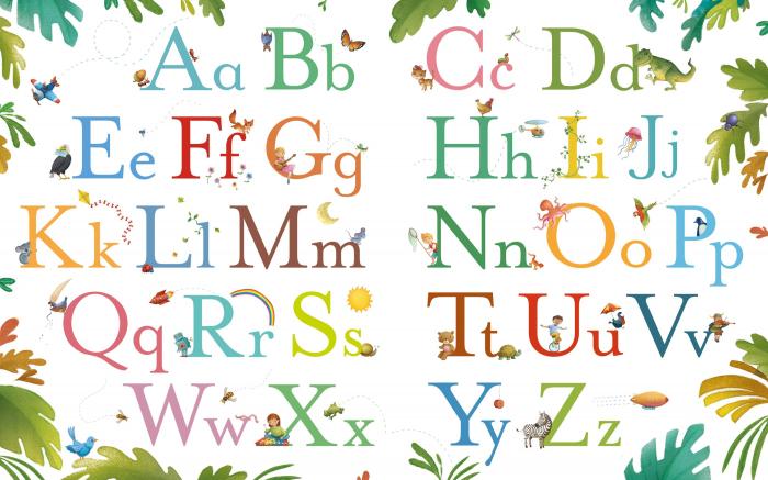 Illustrated Alphabet [3]