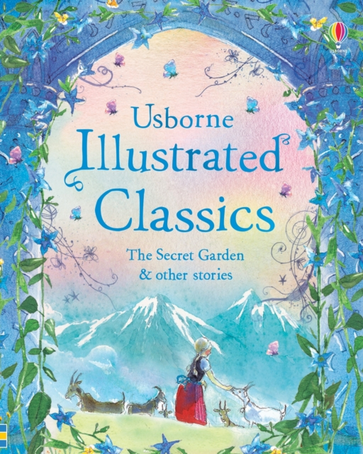 Illustrated Classics The Secret Garden & other stories [0]