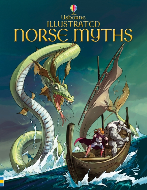 Illustrated Norse Myths [0]
