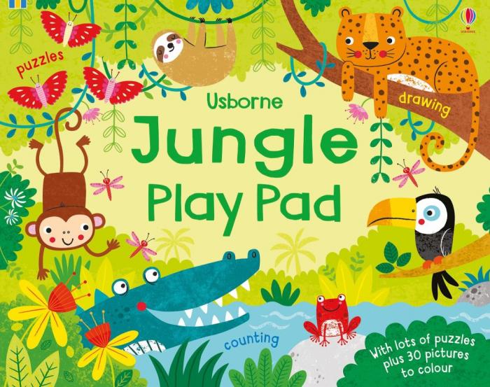 Jungle Play Pad [0]