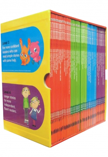 Ladybird Read It Yourself Collection 50 Books Full Set Level 1 to 4 [0]