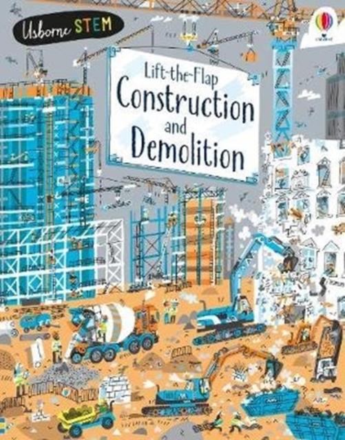 Lift-the-Flap Construction & Demolition [0]