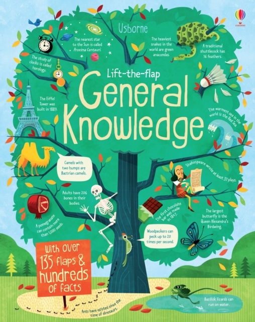 Lift-the-Flap General Knowledge [0]