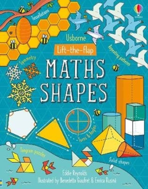 Lift-the-Flap Maths Shapes [0]