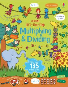 Lift the Flap Multiplying and Dividing [0]