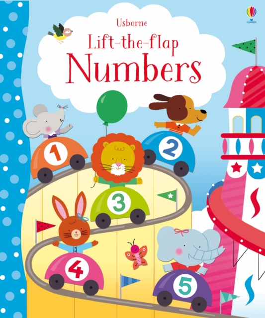 Lift-the-flap: Numbers [0]
