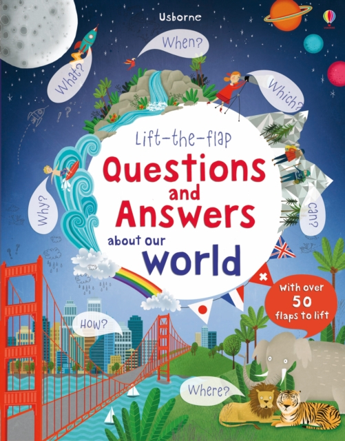 Lift-the-flap Questions and Answers about Our World [0]