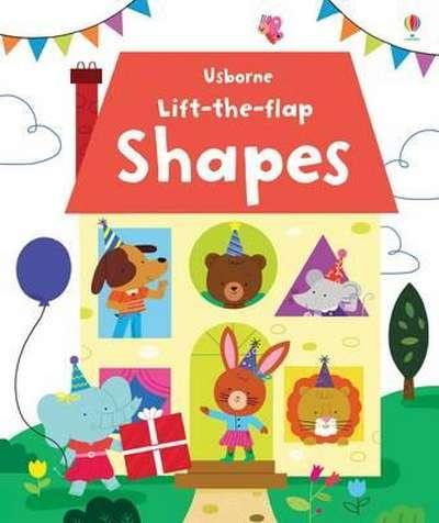 Lift-the-flap Shapes [0]