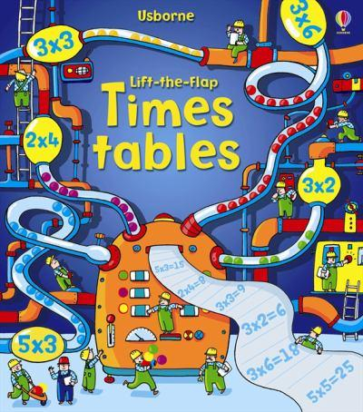 Lift-the-Flap Times Tables [0]