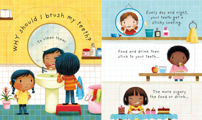 Lift-the-flap Very First Questions and Answers Why Should I Brush My Teeth? [2]
